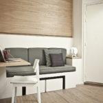 Transformateur de meubles à l'intérieur de l'appartement