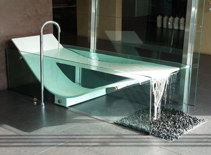 Protection contre le glissement dans le bain.