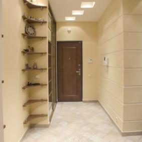 petit couloir à Khrouchtchev