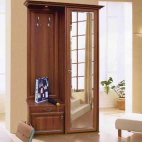 couloir en meubles Khrouchtchev