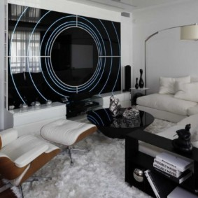 chambre-salon 18 m²