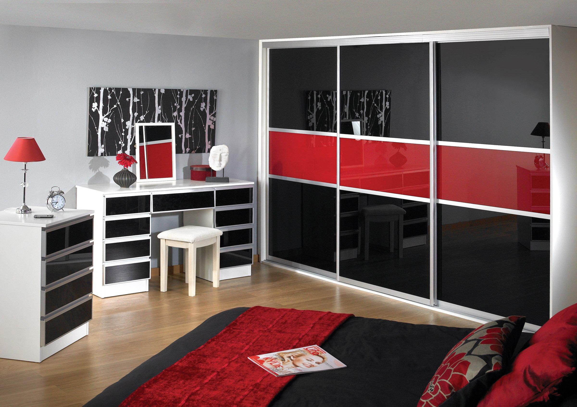 armoire pour la conception de photos de chambre à coucher