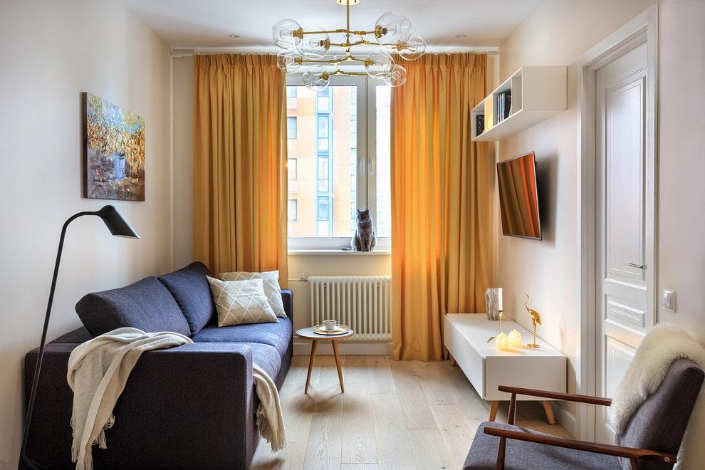 rideaux design pour des idées de hall
