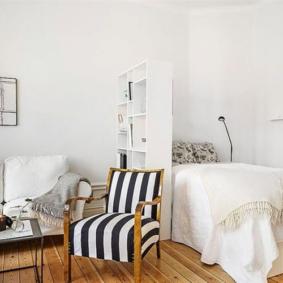 salon chambre 17 m² options idées