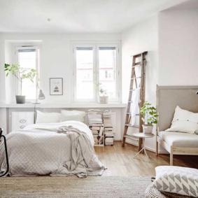 chambre salon 17 m² options photo