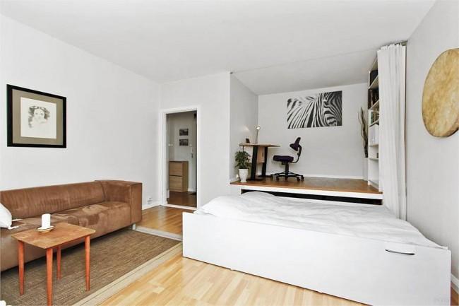 chambre salon 17 m² vues idées