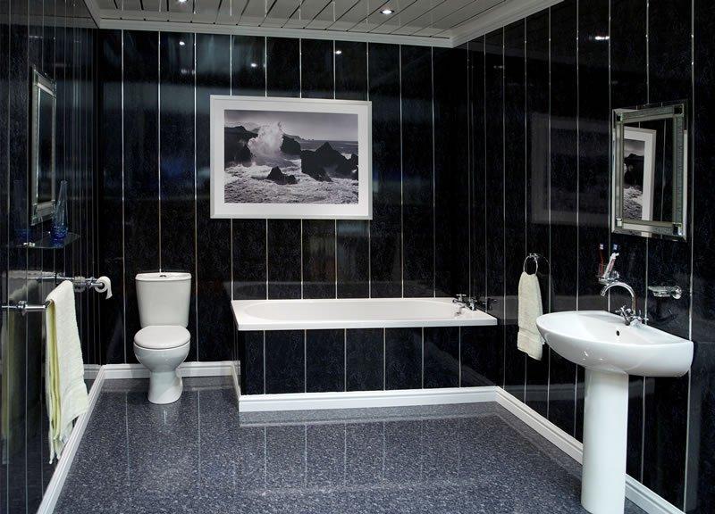 Nội thất phòng tắm Art Nouveau