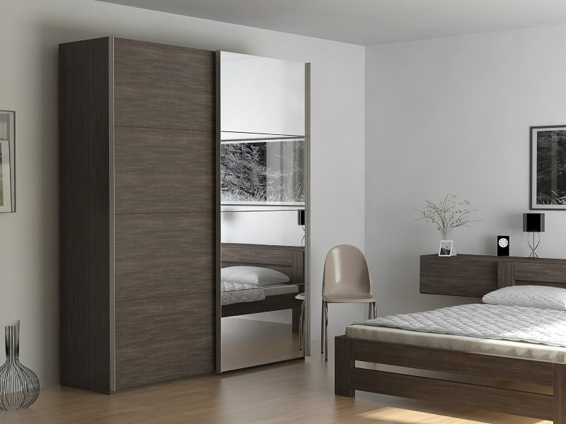 armoire pour une chambre
