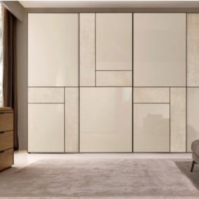 armoire pour une photo d'intérieur de chambre