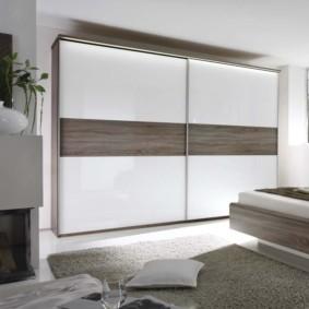 armoire pour une chambre types