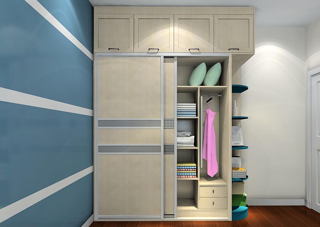 armoire avec mezzanine
