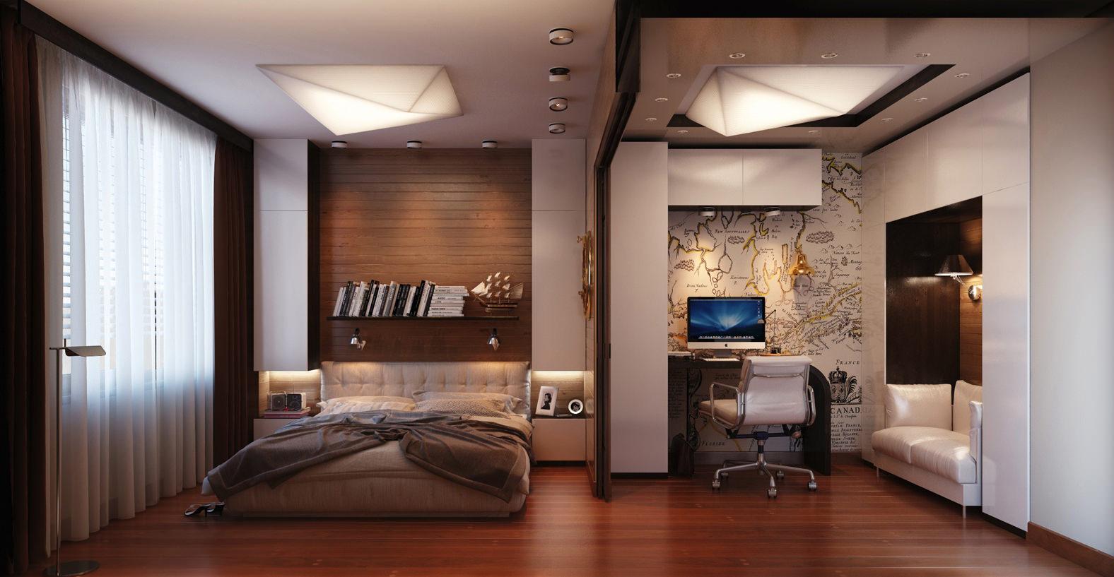 chambre salon 17 m² idées photos