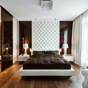 Idées d'intérieur pour la chambre Art Nouveau