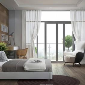 Options d'idées de chambres Art nouveau