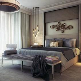 Idées de types de chambres Art Nouveau
