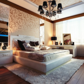 Idées de décoration de chambre Art Nouveau