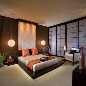 idées de chambre japonaise idées
