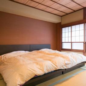 Idées de décoration de chambre de style japonais