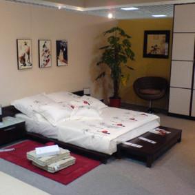 options de chambre japonaise