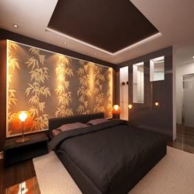chambre de style japonais