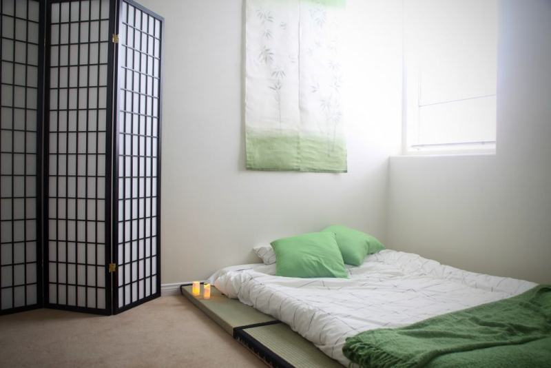 idées d'intérieur de chambre de style japonais