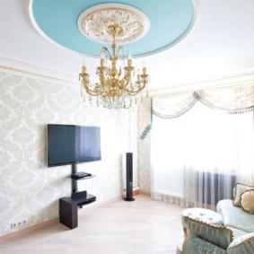 hình nền ánh sáng trong nội thất phòng khách