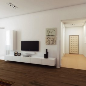 hình nền ánh sáng trong ý tưởng phòng khách