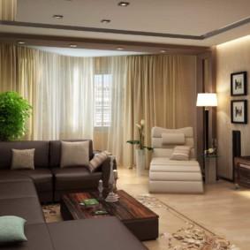 chambre-salon 18 m² les options