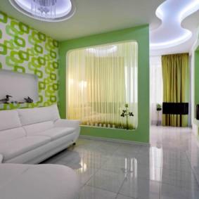 chambre-salon 18 m² idées idées