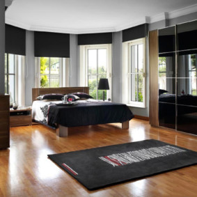 armoire pour une chambre noire