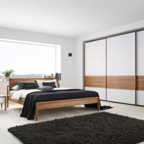 armoire pour une chambre moderne