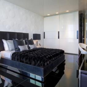 armoire moderne pour une chambre