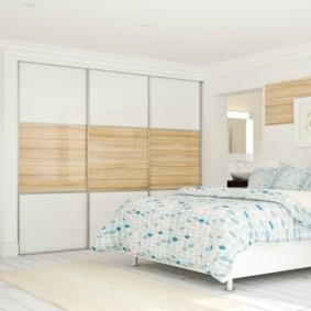 armoire légère pour une chambre