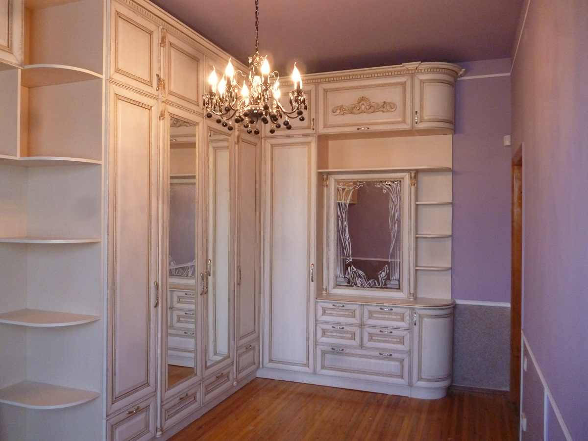 mezzanine dans le couloir