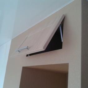 mezzanines dans les idées de décoration de couloir