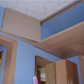 mezzanine dans le couloir photo intérieure