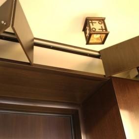 mezzanine couloir idées intérieur