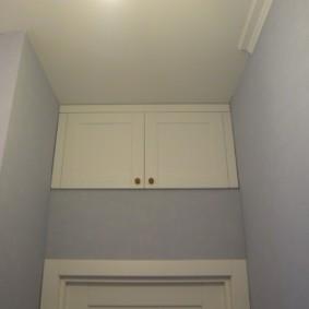mezzanine dans le hall