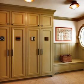 mezzanines dans les options de photo du couloir