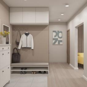 idées idées couloir mezzanine