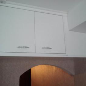 mezzanine dans le couloir idées photo