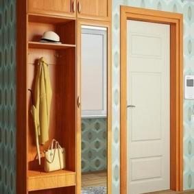 mezzanines dans le couloir vues photo