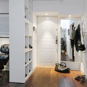 mezzanines dans les couloirs types de conception