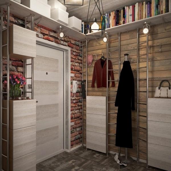 mezzanine dans l'aperçu des options de couloir