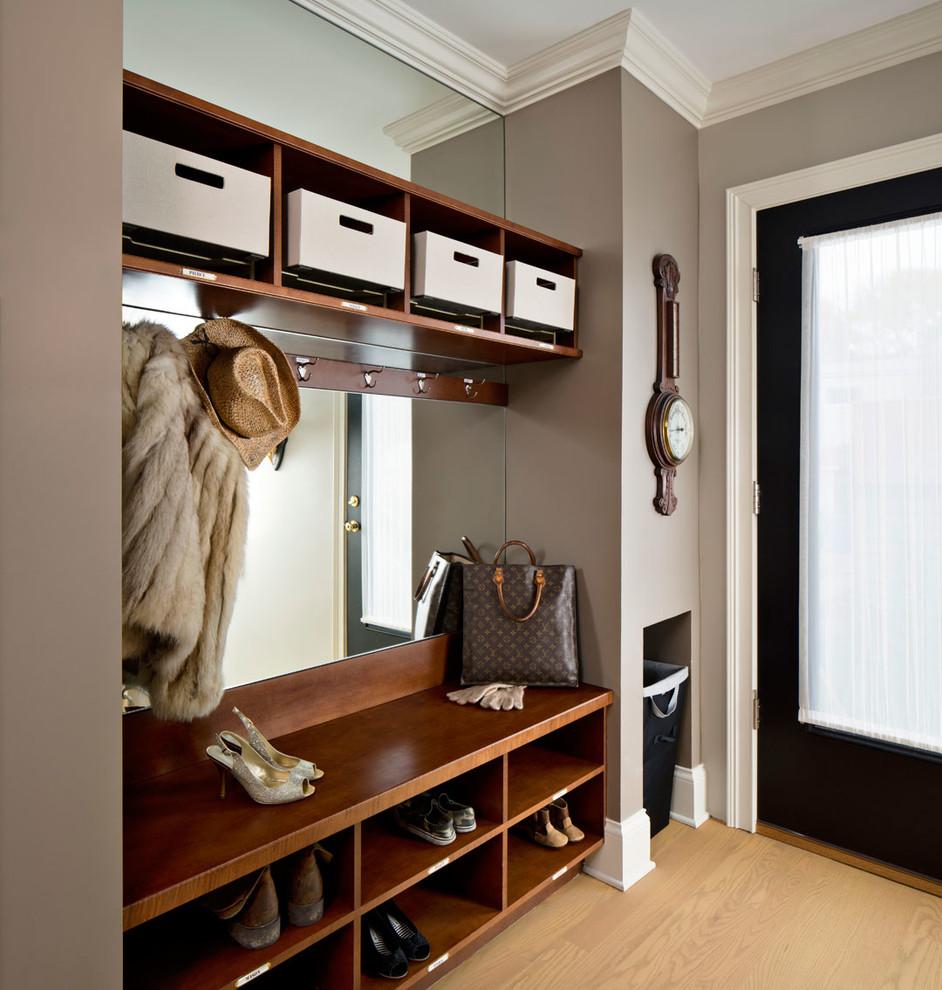 mezzanines dans les options de couloir à l'intérieur