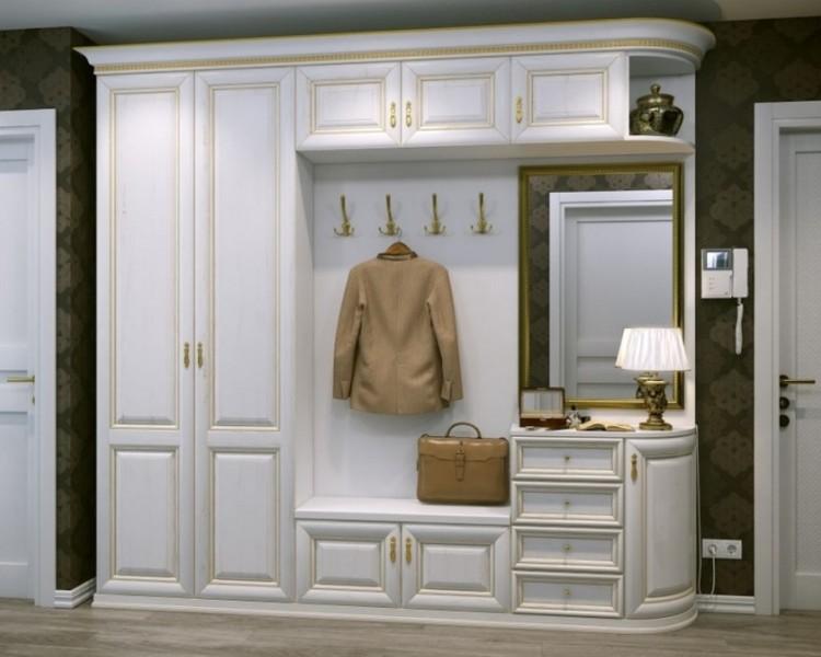 options de mezzanine à l'intérieur du couloir