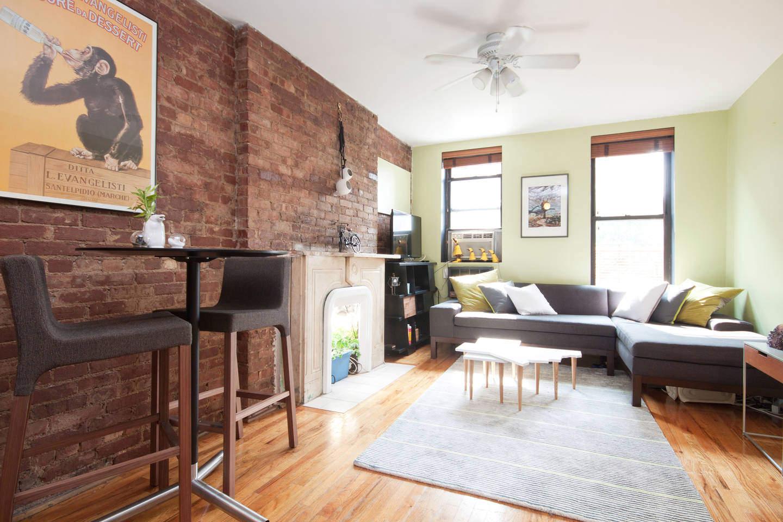 maçonnerie en idées de décoration d'appartement