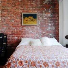 maçonnerie dans les idées de design d'appartement