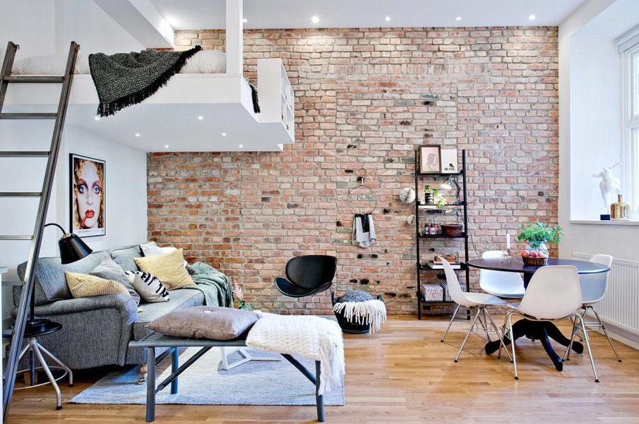 maçonnerie en idées d'idées d'appartement