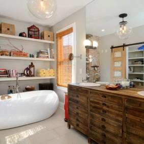 maçonnerie dans les idées de types d'appartements